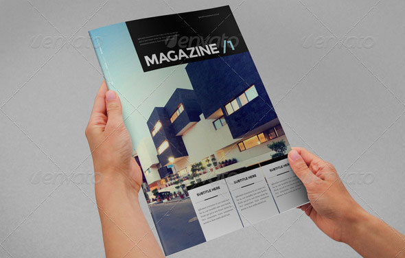 Architecture Magazine cover preview