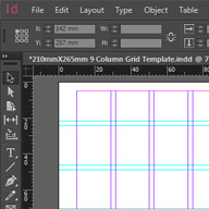 9-Column-InDesign-Grid-Template-Preview