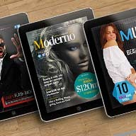 iPad magazine bundle preview