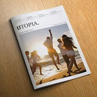 Utopia magazine preview